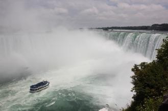 Niagara Falls. Truly awesome.