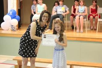 Graduating elementary