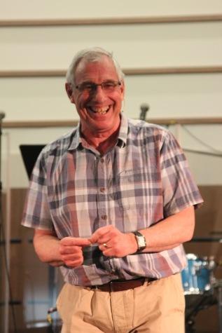 David Devenish - fantastic guest speaker and church planter